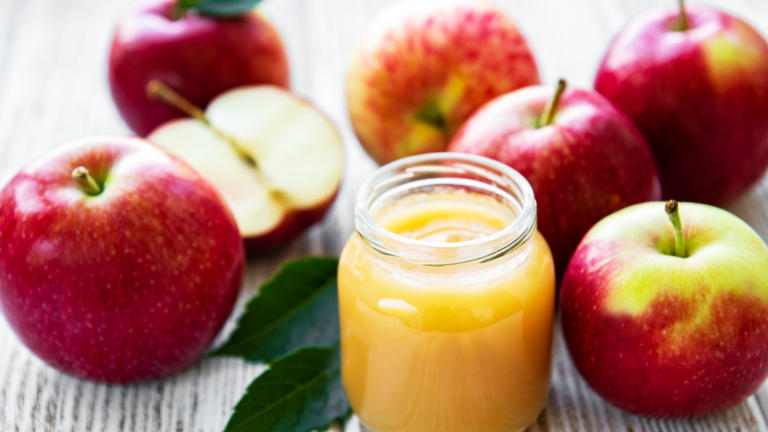 Best Recipe For Canning Applesauce On A Budget